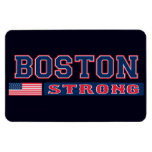 BOSTON STRONG Premium Flexi Magnet Flexible Magnets