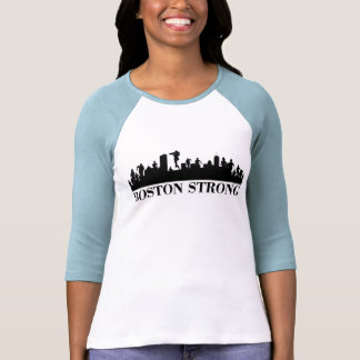 Boston Strong Pride T-shirts