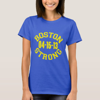 Boston Strong Remembers T-Shirt