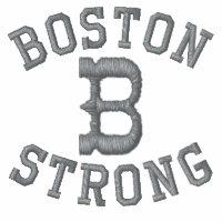 Boston Strong Ribbon Edition Hoodies