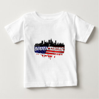 Boston Strong Run Baby T-Shirt