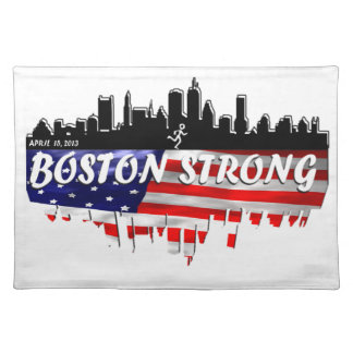Boston Strong Run Placemat