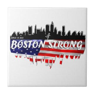 Boston Strong Run Tile