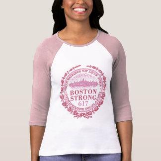 Boston Strong Seal Grunge T-Shirt
