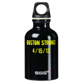 BOSTON STRONG SIGG TRAVELER 0.3L WATER BOTTLE