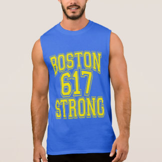 Boston Strong Sleeveless Shirt