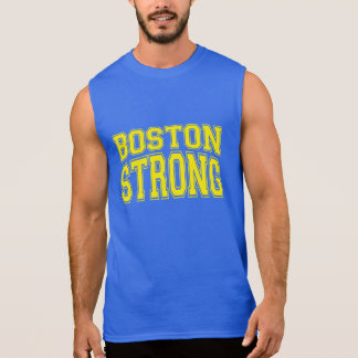 Boston Strong Sleeveless Tee