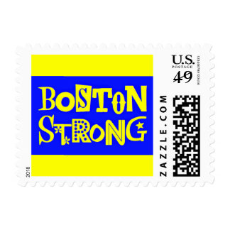 Boston Strong Small Postage Stamp