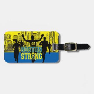 Boston Strong Spirit Bag Tag