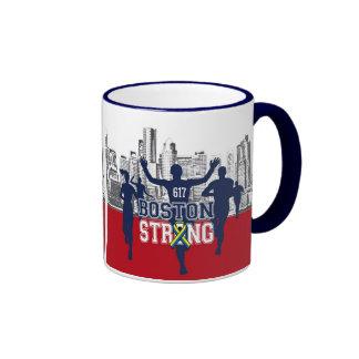 Boston Strong Spirit Ringer Coffee Mug