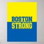 Boston Strong Spirit Poster