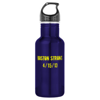 BOSTON STRONG STAINLESS STEEL WATER BOTTLE