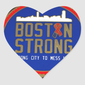 ------------------------------------BOSTON STRONG- STICKERS