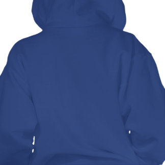 BOSTON STRONG TERRIER HOODED PULLOVER