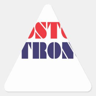 boston strong triangle sticker