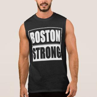 BOSTON STRONG SLEEVELESS SHIRT