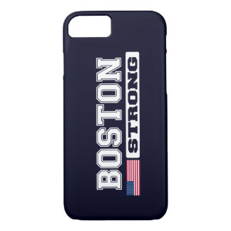 BOSTON STRONG U.S. Flag iPhone 7 case