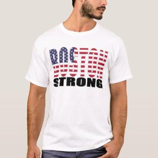 BOSTON STRONG U.S. Flag T-shirt