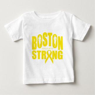 Boston strong yellow ribbon baby T-Shirt
