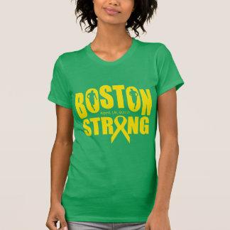 Boston strong yellow ribbon T-Shirt