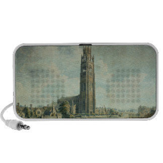 Boston Stump: view from the South-west Travel Speaker