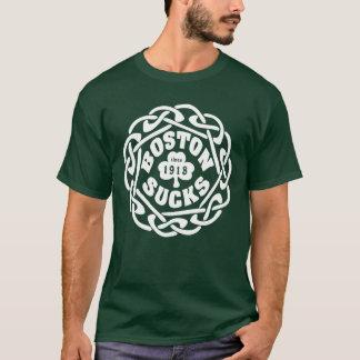 BOSTON SUCKS 1918 CELTIC T-Shirt