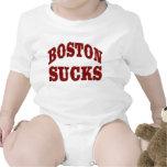 Boston Sucks Baby Creeper