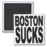 Boston Sucks Refrigerator Magnets