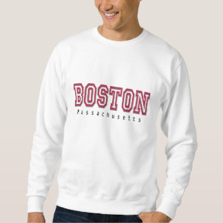 Boston Suéter
