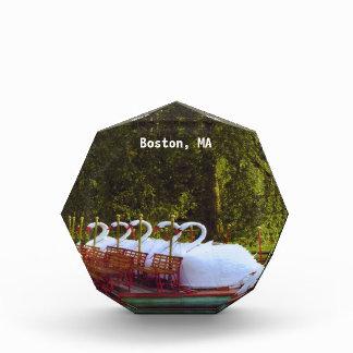 Boston Swan Boats Acrylic Award