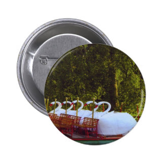 Boston Swan Boats Pin