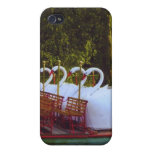 Boston Swan Boats - Summer iPhone 4/4S Cover