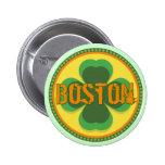 Boston T-shirts and Gifts Pinback Button