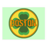Boston T-shirts and Gifts Postcards