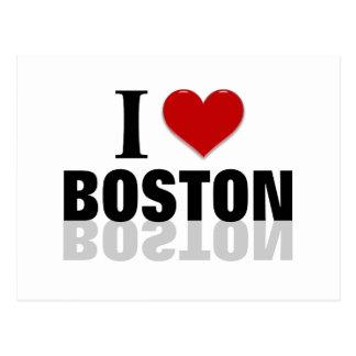 Boston Tarjetas Postales