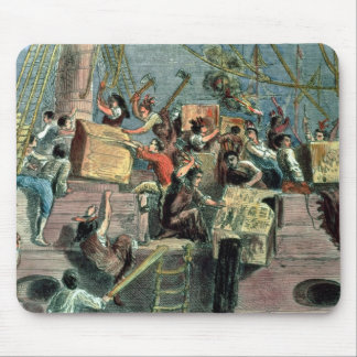 Boston Tea Party, 16th December 1773 Mouse Pad