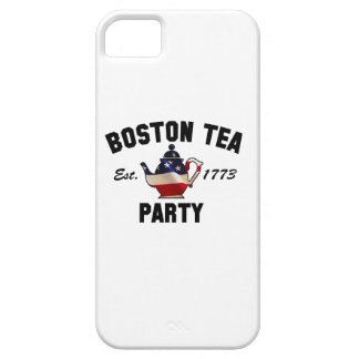 Boston Tea Party - Est 1773 iPhone 5 Cover