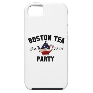 Boston Tea Party - Est 1773 iPhone 5 Covers
