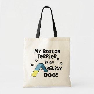 Boston Terrier Agility Dog Bag