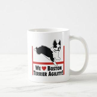 Boston Terrier Agility Mug