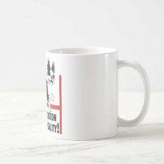 Boston Terrier Agility Coffee Mug