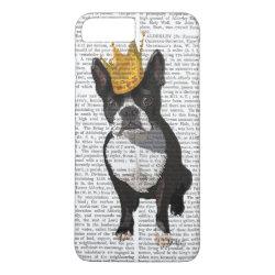 Case-Mate Tough iPhone 7 Plus Case with Boston Terrier Phone Cases design