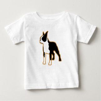 Boston Terrier Baby T-Shirt
