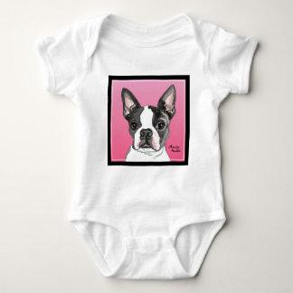 Boston Terrier Body Para Bebé