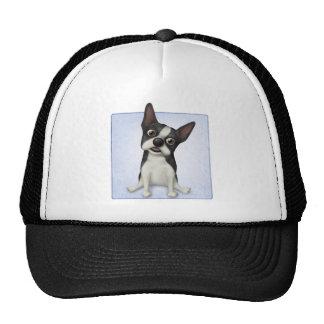 Boston Terrier BOST1 Trucker Hat
