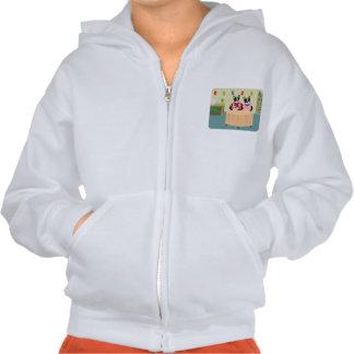 Boston Terrier Boy & Girl Sweatshirt