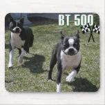 Boston Terrier:  BT 500 Tapete De Ratón