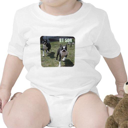 Boston Terrier:  BT 500 Trajes De Bebé