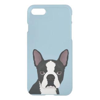boston terrier cartoon iPhone 7 case