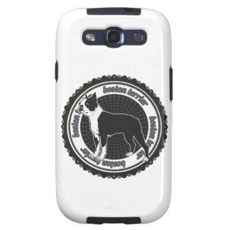 Boston Terrier Samsung Galaxy SIII Cases